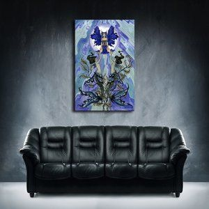 Wall Art  Oil Painting Home Decor Canvas Pictures